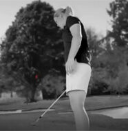 Nike Golf present the RZN Trick Shot- Video