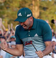 OnlineGolf News: Sergio Garcia ends long wait for major with Masters victory