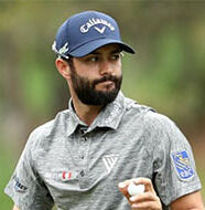 OnlineGolf News: Hadwin 'robbed' of hole in one