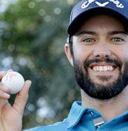 american golf News: Adam Hadwin joins the PGA Tour's 59 club
