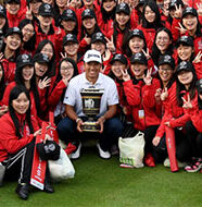 american golf News: Matsuyama romps to Shanghai surprise