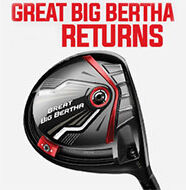 Review: Callaway Golf unveils next generation Great Big Bertha Driver