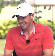 american golf News: WATCH: Rory McIlroy hilariously grilled by little kid