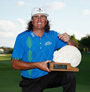 american golf News: Perez back with a bang on Tour