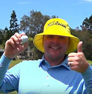american golf News: Watch: Jarrod Lyle's amazing hole in one