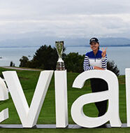 american golf News: Record breaking Chun makes history in France
