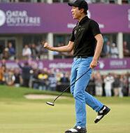 american golf News: European Tour: Qatar Masters – Jeunghun Wang