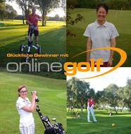 Glückliche Gewinner beim wöchentlichen Tippspiel von GolfPost und OnlineGolf