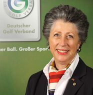DGV-Vizepräsidentin Marion Thannhäuser erste deutsche Frau in St. Andrews