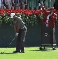 Nike TW '14 und der Sport der Golf- Video