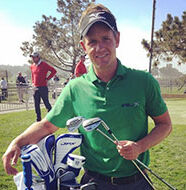 OnlineGolf News: Luke Donald sticking with Mizuno