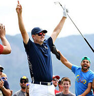 OnlineGolf News: Justin Rose makes Olympic history with first golf hole-in-one