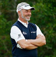 OnlineGolf News: Watch: Shanks a lot, Darren Clarke!