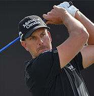 OnlineGolf News: Henrik Stenson named Golfer of the Year