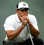 "OnlineGolf News: Tiger Woods puts Bridgestone Golf balls in his bag, ""can hit all the shots now"""