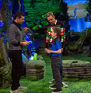 OnlineGolf News: Rory McIlroy surprises young fan on live TV