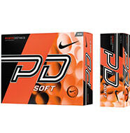 Review: Nike Golf PD9 Soft Golf Balls