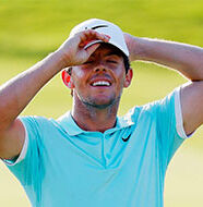 OnlineGolf News: McIlroy training with TaylorMade M2 Driver ahead of WGC-HSBC