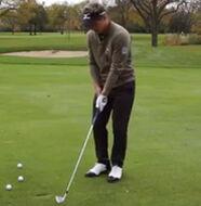 Luke Donald Mizuno Masterclass- Part 5/Progression of grip- Video