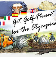 OnlineGolf News: Get Golf-Fluent for the Olympics!