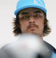 Rickie Fowler and the AMP Cell Fusion- Video
