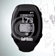 GolfBuddy introduces the WT3 GPS Watch -Video