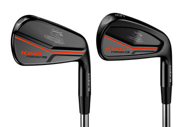 Fers en acier Cobra Golf King Forged Pro Combo 4-PW