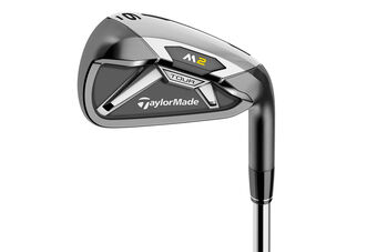 TaylorMade M2 Tour Irons Steel 4-PW