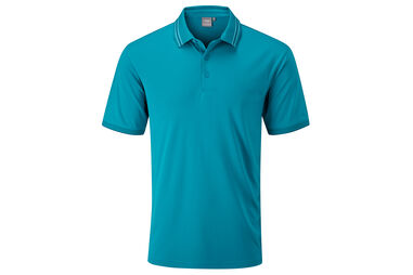PING Westray Tipped Polo Shirt