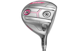 Cobra Golf King F7 Silver Ladies Fairway Wood