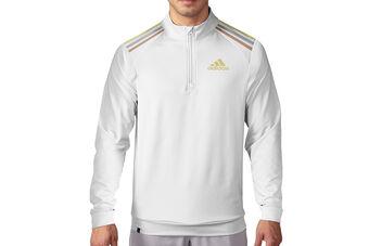 adidas Golf 3 Stripe Windshirt