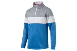 PUMA Golf PowerWarm Popover Sweater