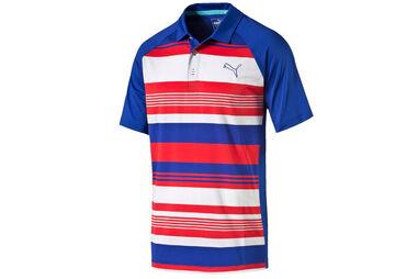 PUMA Golf Road Map Polo Shirt S6