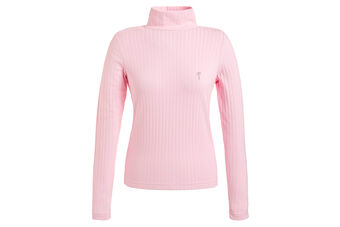 GOLFINO Dry Comfort Ribbed Ladies Rollneck