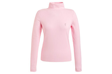 GOLFINO Ladies Dry Comfort Ribbed Rollneck