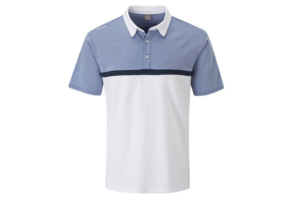Ping Polo Nile Panelled W6