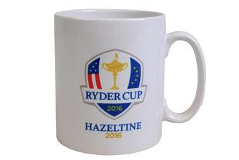 Ryder Cup White Mug