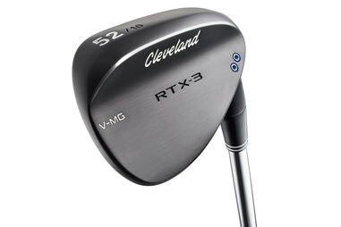 Wedge Cleveland Golf RTX 3 Black Satin