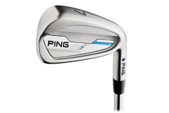 PING i E1 Irons Steel 4-PW