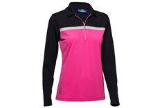 Daily Sports Leona Long Sleeve Ladies Polo Shirt