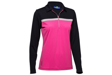 Daily Sports Leona Long Sleeve Poloshirt Für Damen