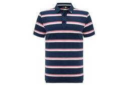 Callaway Golf X Range Bold Stripe Polo Shirt