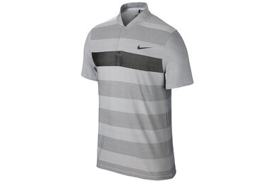 Polo Nike Golf MM Fly Knit Stripe Alpha