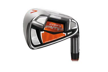 Cobra Golf AMP Irons Steel 5-GW