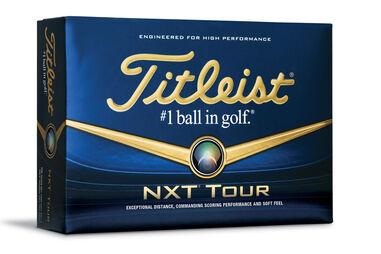 Titleist NXT Tour 12 Golf Balls
