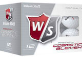 Wilson Staff DX2 Blemish 12 Golf Balls