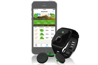 CaddieOn Game Tracking System and GPS