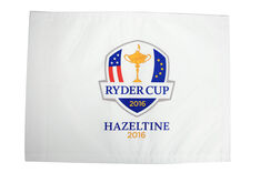 Ryder 2016 Cup Pin Flag