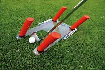 Masters Golf Eyeline Speed Trap Training Aid