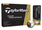 TaylorMade Tour Preferred TP 12 Golfbälle